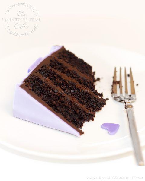 Chocolate Cake | The Quintessential Cake | Chicago | Custom Cakes