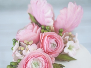Sugar & Wafer Paper Flowers