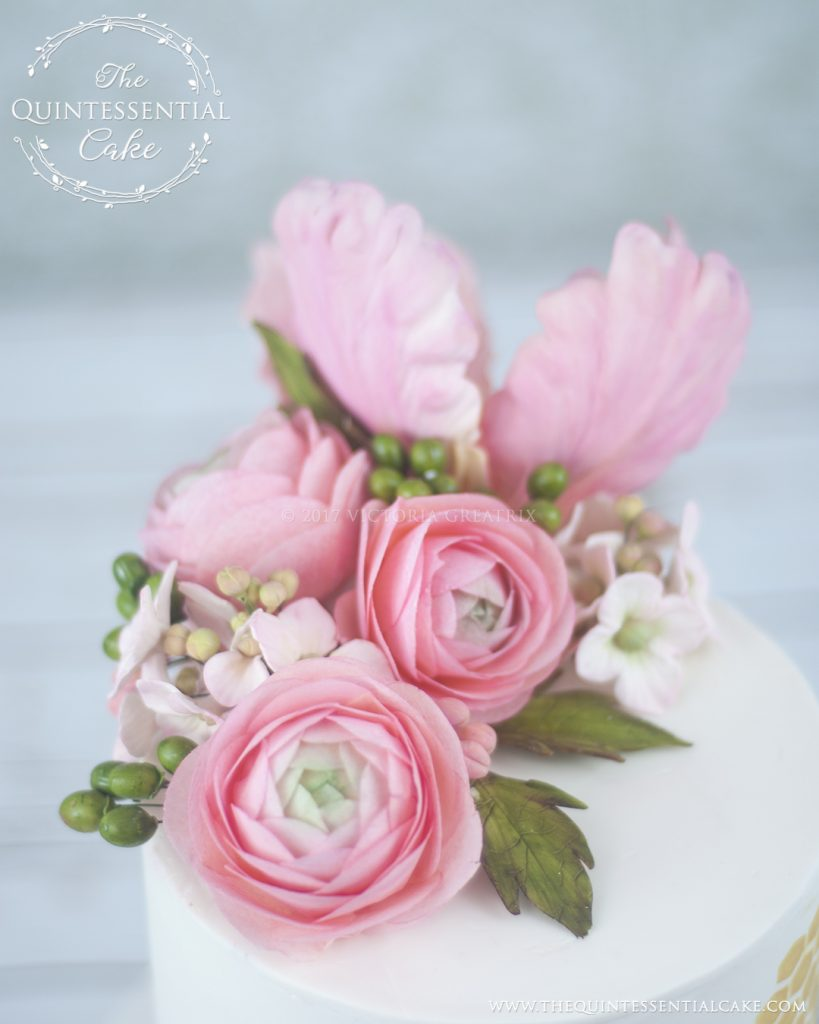 Sugar & Wafer Paper Flowers