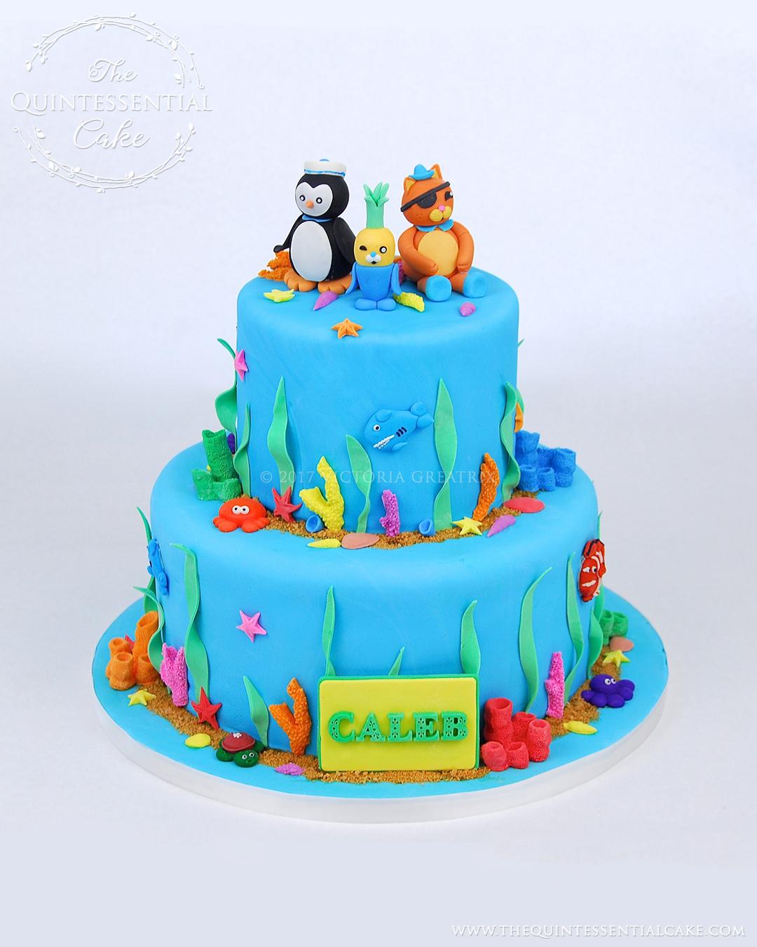 Children S Birthdays The Quintessential Cake