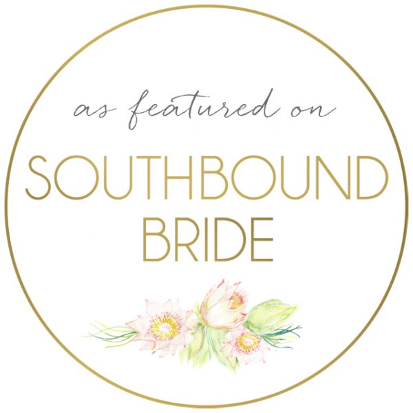 Featured on Southbound Bride | The Quintessential Cake | Chicago | Luxury Wedding Cakes