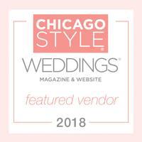 Chicago Style Weddings Elite Vendor | The Quintessential Cake | Chicago | Luxury Wedding Cakes