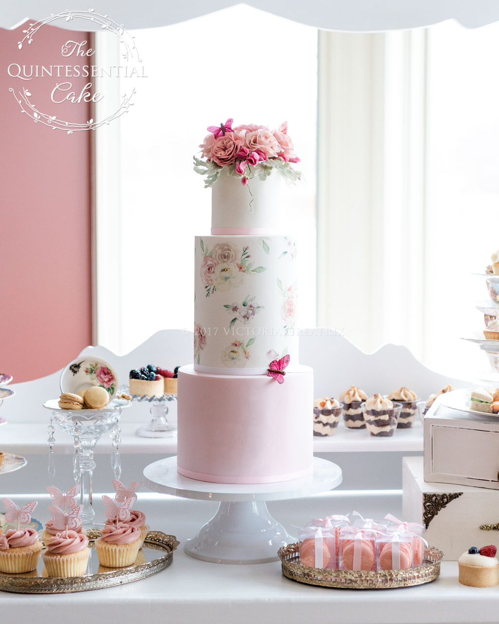 Marvelous Bridal Shower Tea Party Dessert Table The Quintessential Home Interior And Landscaping Pimpapssignezvosmurscom