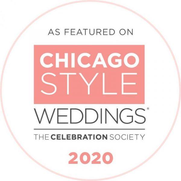 Chicago Style Weddings Elite Vendor 2020