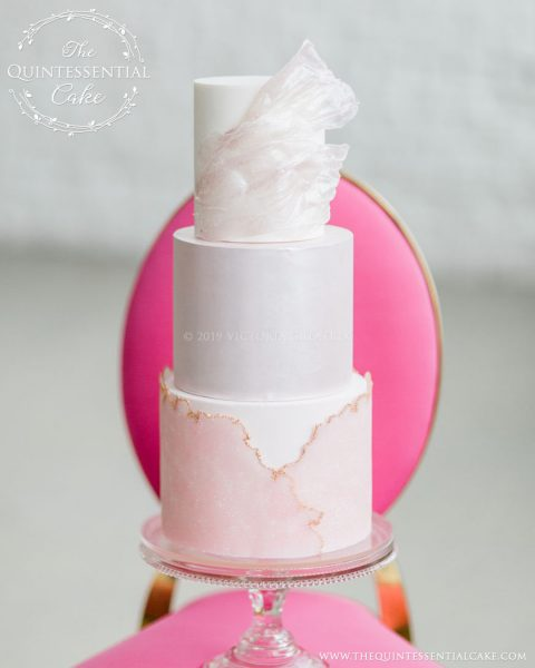 TQC Wedding Cakes   The Quintessential Cake   Wheaton   Chicago   Wedding Cakes   Room 1520   Photography By Lauryn